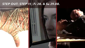 Bild: Step out: Step #1
