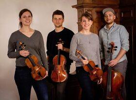 Bild: STREICHQUARTETTLABOR - Streichquartette aus Klassik und Romantik