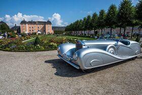 Internationaler Concours d´Elegance Automobile,  16. Classic Gala  Schwetzingen & 5. Ecomobil Gala