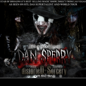 Shock-Illusionist Dan Sperry - DistorteD Sorcery – Ver-rückte Magie