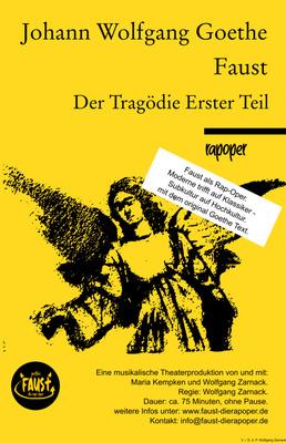 Bild: Goethes Faust - die Rap-Oper