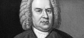 Bild: Bach im Spiegel - in seinen armen