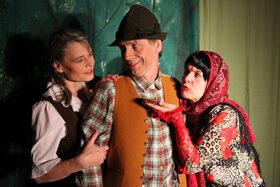 Bild: Galli Theater: Hänsel und Gretel