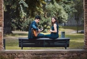 Bild: Duo Revelio: Sonaten, Sambas, Tangos