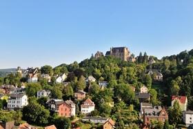 Führung in Marburg - Elisabethkirche, Altstadt und rund ums Schloss - Gästeführung