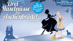 Bild: Drei Haselnüsse für Aschenbrödel - Der Spaß für die ganze Familie nach dem berühmten tschechischen Märchen