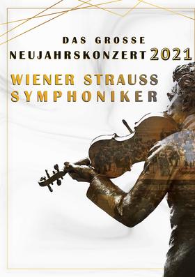 """Bild: Das große Neujahrskonzert - TOUR 2021 - """"Frischer Wind aus Wien"""""""