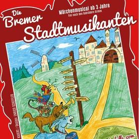 Bild: Die Bremer Stadtmusikanten - Märchenmusical