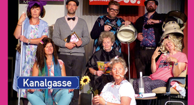 Bild: Theater-Ensemble Alte Fabrik -