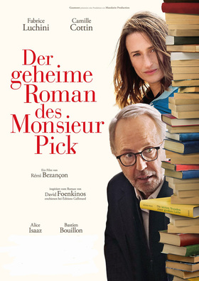 Bild: Der geheime Roman des Monsieur Pick - Kino im Bürgersaal