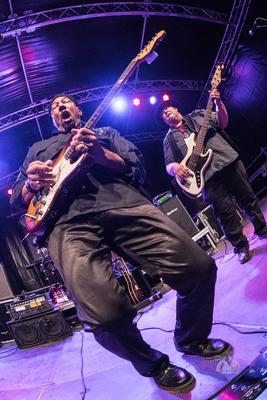 Bild: Phil Gates Band - Ein wahrer US-Bluesmeister