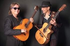 Bild: Magic Acoustic Guitars - Roland Palatzky und Matthias Waßer