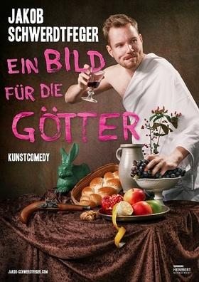 Jakob Schwerdtfeger - Ein Bild für die Götter