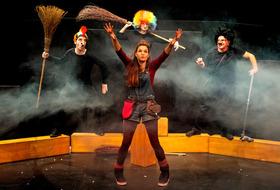 Bild: Die kleine Hexe (ab 4) - Theater Fritz und Freunde