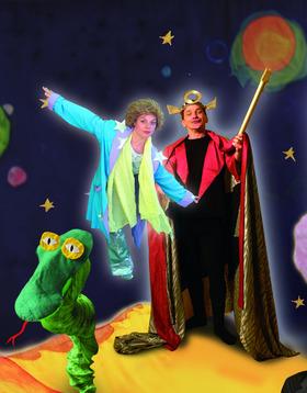 Bild: Der kleine Prinz (ab 6) - Theater Fritz und Freunde