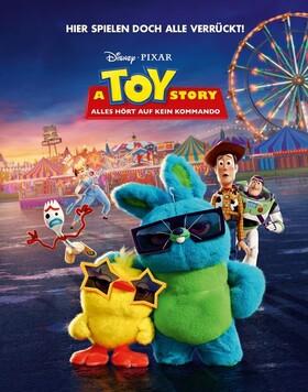 Bild: A Toy Story - Alles hört auf kein Kommando (Kino im Bürgersaal)