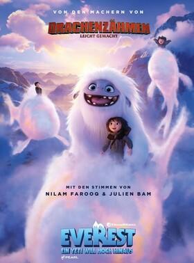Bild: Everest - Ein Yeti will hoch hinaus (Kino im Bürgersaal)