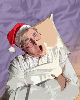 Bild: Die Geschichte vom faulen Weihnachtsmann - Kasmet Ballett Company