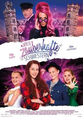 Bild: Vier zauberhafte Schwestern - Kino im Bürgersaal