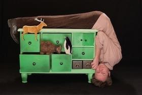 Bild: Geschichten gegen die Angst - Lutz Großmann - Puppenspiel für alle ab 5 Jahren