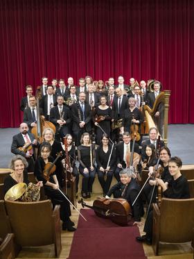 Bild: Sinfoniekonzert LSO - 2. Sinfoniekonzert (Anrecht) | PARIS - mon amour