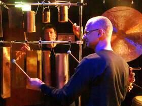 Bild: Modern Art of Percussion - MuniCussion in concert