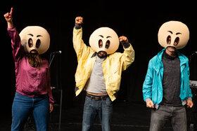 Bild: #HASS - Hauptsache radikal (ab 14) - Junges Theater Augsburg