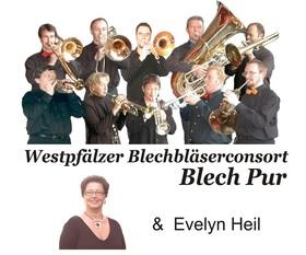 Bild: Blech Pur - Westpfälzer Blechbläserconsort