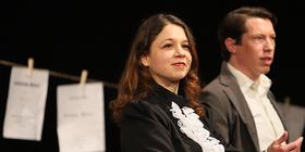 Bild: #dichterliebe - Das Dokumentartheaterstück über Robert & Clara Schumann & Heinrich Heine