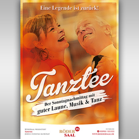 Bild: Tanztee - RöderSaal Der Tanztee ist zurück!