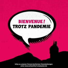 Bild: BIENVENUE TROTZ PANDEMIE: KENNETH MINOR & FOOKS NIHIL - Ein Konzert, das verbindet!
