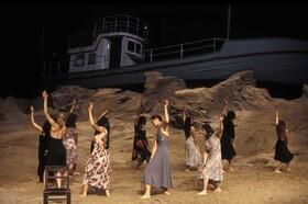 Bild: ENTFÄLLT  Das Stück mit dem Schiff - Ein Stück von Pina Bausch