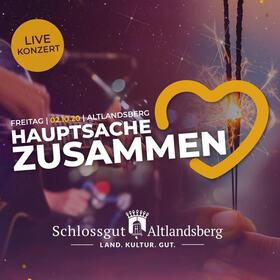 Bild: HAUPTSACHE ZUSAMMEN – Das Konzert