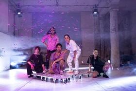 SWEAT - Eine Performance in zwölf (Kraft-)Akten