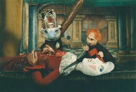 Liebesdrama: Pfalzgräfin Genovefa - Puppentheater für Erwachsene - Für Erwachsene...wie das Leben so spielt