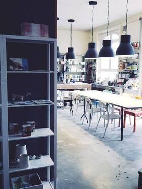 Bild: Offene Werkstatt Donnerstag - Offene Werkstattnutzung ohne Drehscheibe