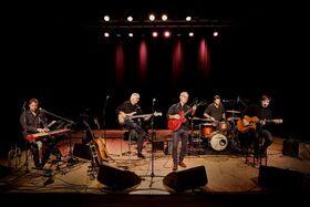 """Reinhold Beckmann & Band - Tour zum neuen Album """"Auf Herz wär was gegangen"""""""