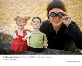 Bild: ABGESAGT! Die Schwalbenchristine - Figurentheater ab 4 J.