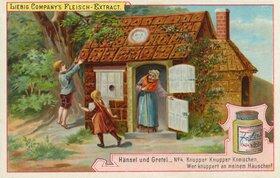 Bild: Hänsel und Gretel - Märchenoper von Engelbert Humperdinck - Premiere