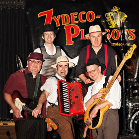 Bild: Zydeco Playboys