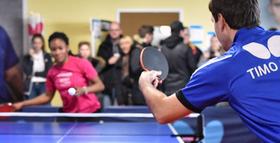 Bild: My Match - Tischtennis