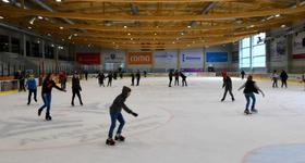 Eissporthalle - Eintrittskarte