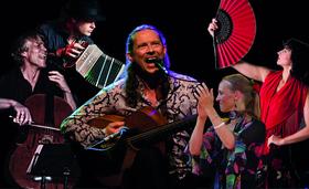 Bild: In Gassen und Tavernen des Südens - Flamenco, Rumba und Balladen