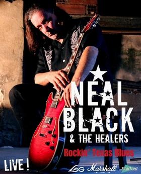 Bild: Neal Black & The Healers - Live in Lu