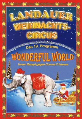 Bild: Landauer Weihnachtscircus 2020/21