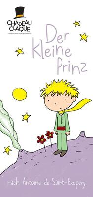 Bild: Der kleine Prinz - Chapeau Claque nach ANTOINE DE SAINT-EXUPÉRY