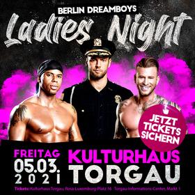 Bild: LADIES NIGHT - Mit den Berlin Dream Boys - Ladies Aufgepasst! Das ist EUER Abend!