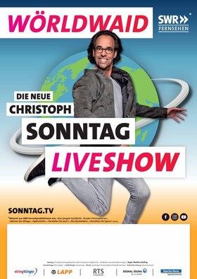 Bild: Wörldwaid! - Die neue Christoph Sonntag Live-Show