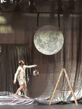 Guter Mond, du goldne Zwiebel - Eine kleine Nachtrevue