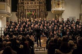 Bild: Johann Sebastian Bach: h-Moll-Messe - Kyrie und Gloria